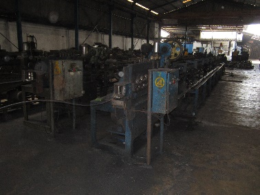 Mesin Potong Wire Rod